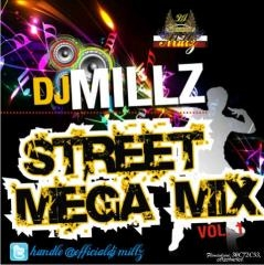 New Music: DJ MILLZ - STREET MEGA MIXTAPE